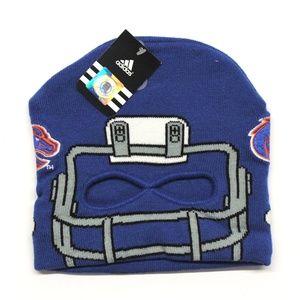 Boys Adidas NCAA Boise State Broncos Ski Mask Hat